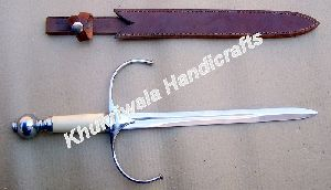 HK34 Bone Handle Dagger