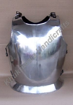 J11  Steel Chest Armor