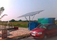 Solar Water Surface Pump