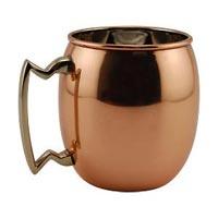 Copper Bear Mug