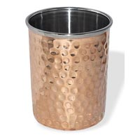 Copper Steel Tumbler