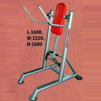 Lateral Raises Machine