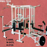 Twelve Station Multi Purpose Gym