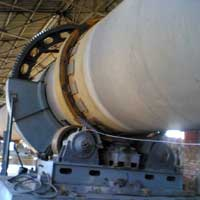 Cement Rotary Kiln Plant