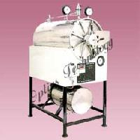 Rectangular Horizontal Autoclave