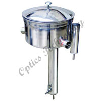 Stainless Steel Distillation Unit