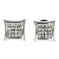 Diamond Earrings (DT-2714)