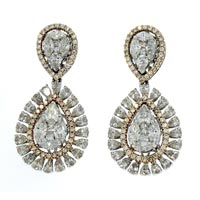 Diamond Earrings (DT-2724)