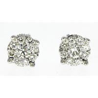 Diamond Earrings (DT-2760)
