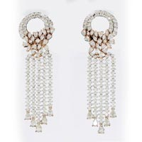 Diamond Earrings (DT-2777)