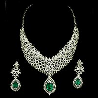 Diamond Necklace Set (DS-2106)