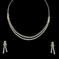 Diamond Necklace Set (DS-2149)