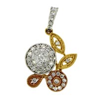 Diamond Pendants (DP-2497)