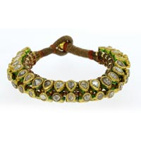 Kundan Polki Bracelets (KB-2113)