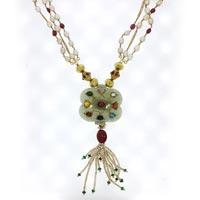 Kundan Polki Necklace (KS-2368)