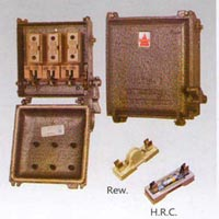 Loten Iron Clad Switch Fuses