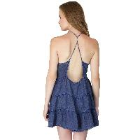 Deep Back Strappy One Piece Dresses (ED11594VL-5)