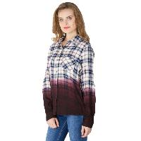 Dyed Checkered Shirts (1604501-3)