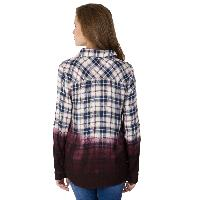 Dyed Checkered Shirts (1604501-5)