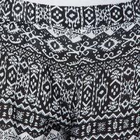 Ladies Border Lace Shorts (5983-6)