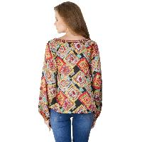Mirror Embroidered Tops (A2253-5)