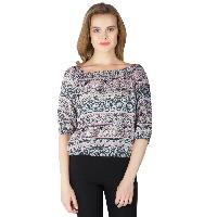 Multi Printed Tops (613220-2)