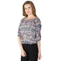 Multi Printed Tops (613220-3)