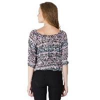 Multi Printed Tops (613220-5)