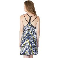 Printed Strappy Tops (AM1605012-5)