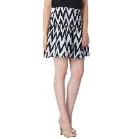 Zebra Print Skirts (AM020516-4)