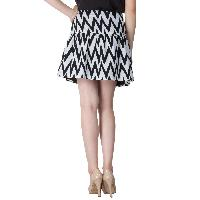 Zebra Print Skirts (AM020516-5)