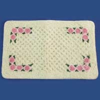 Fancy (Cut & Loop) Bath Mat 05