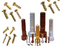 Brass Cold Forged Fasteners