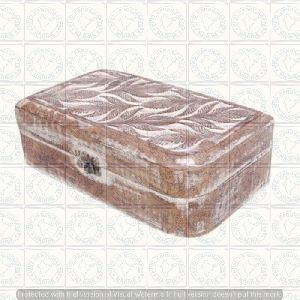 HHC02 Antique Jewelry Box