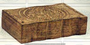 HHC03 Antique Jewelry Box
