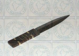 HHC103 Wood Brass Paper Knife