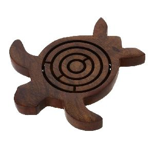 HHC194 Wooden Labyrinth Game