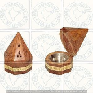 HHC210 Wooden Incense Stick Holder