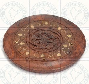 HHC211 Wooden Incense Stick Holder