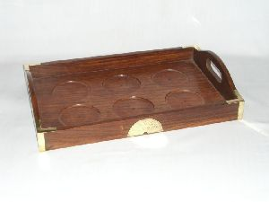 HHC267 Wooden Serving Tray