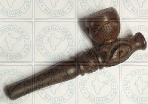 HHC277 Wooden Smoking Pipe