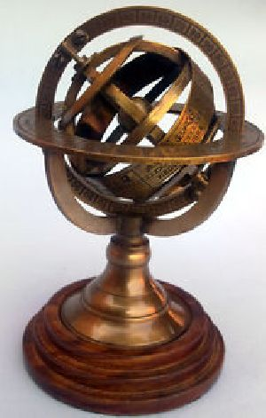 HHC66 Nautical Globe