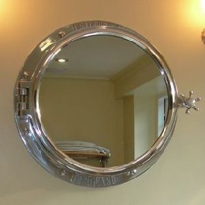HHC68 Nautical Porthole Mirror