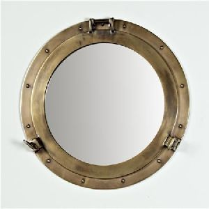 HHC69 Nautical Porthole Mirror
