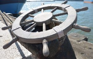 HHC77 Nautical Ship Wheel