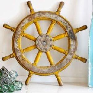 HHC79 Nautical Ship Wheel