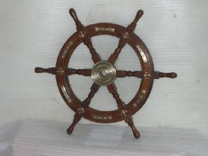 HHC85 Nautical Ship Wheel