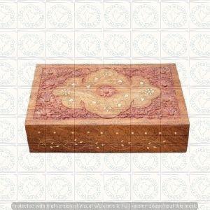 HHC94 Rosewood Jewelry Box