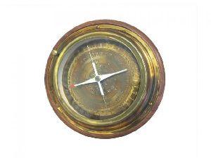 HHWC-NDC-76 Antique Compass