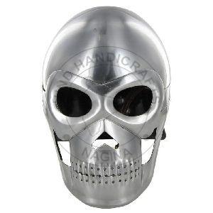 Metal Medieval Armour Helmet